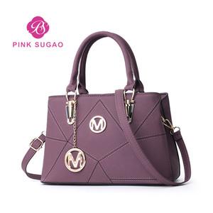 Rose sugao designer sacs à main de luxe sacs à main designer sacs à main 2019 marque mode designer sacs de luxe sac à bandoulière multicolore sac à bandoulière
