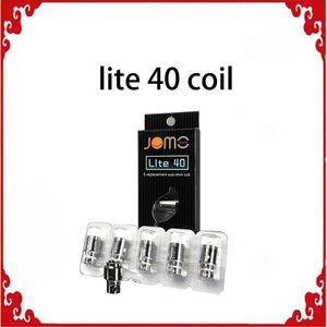 JOMO Lite 40 bobine sostitutive Jomotech Cigarette atomizzatore capo sub Ohm bobina 0.5ohm per Lite serbatoio 40w mod Kit