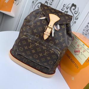 Klassische Mode für Frauen Rucksäcke Qualitäts-Schule-Beutel-Mädchen-Tasche Vintage Reise Daypack 31 * 38 * 13cm