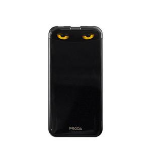 Proda Cat Eye-Energien-Bank Ultra-Dünne Dual-2.1A tragbarer Schnell-Ladegerät 10000mAh kühl Externaln Handy-Akku