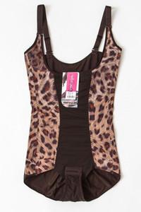 # Lingerie sexy D11510 Mulheres roupa interior do leopardo tighs barriga emagrecimento shapewear shapers bodysuits
