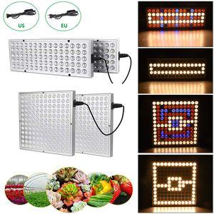 LED Grow Light soleil Full Spectrum Double Modes réglable Grossir lampe 25W 45W usine Lumière pour l'intérieur hydroponique Flower Tente Seedlings