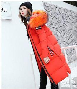 x201711 Fanmuer 2017 giacca invernale donna inverno pelliccia con cappuccio donna abbigliamento giacche donna lungo cotone parka jaqueta femminile in