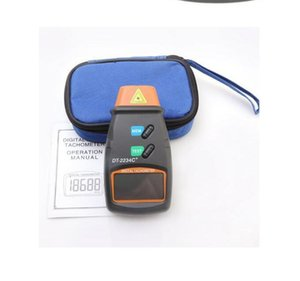 100Set Digital Tachometer RPM Meter Non-Contact 2.5RPM-99999RPM LCD Display Speed Meter DT2234C DT2234C+ Tester Speed #3868377