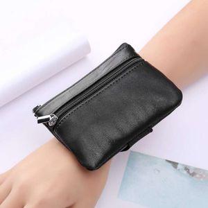 Unisex Small wallet women Designer purses mini card wallet High Quality money bag Free Shipping