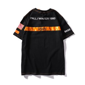 19ss Summer Designer T Shirts Mens Tees T Shirt Designer Letter Pattern Mens Clothing Short Sleeve Tshirt Casual T-shirt B04