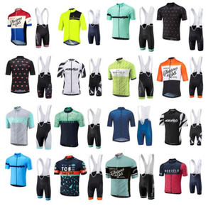 2019 Verão Morvelo Ciclismo Camisola de Manga Curta Camisa ciclovia Bibi shorts set breathable road bicycle Clothing Ropa Ciclismo zesky