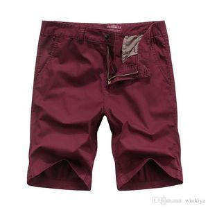 2017 neue Männer Sommer Military Cargo Shorts Cropped Hosen Loose Fit Bermuda Maskuline Mode lässig Baggy Cargo Shorts 29-38