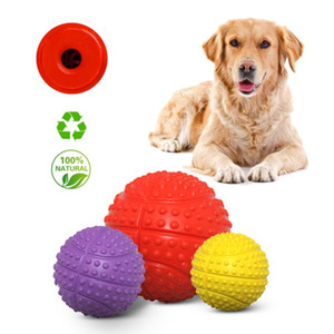 Dog Chew Toys Balls Rubber Pet Toy Funny Interactive Toy Pitbull Toys Ball Pet Accessories Extra-tough Rubber Ball