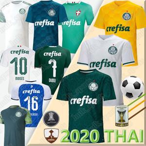 20/21 maillot de football Palmeiras DUDU MELO FELIPE chemises de football L.ADRIANO B.HENRIQUE camisa uniforme de formation de football 2020 Palmeiras Feminina
