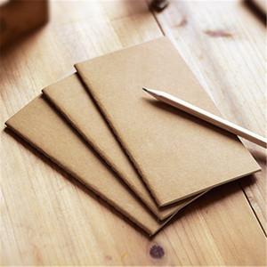 Papel de couro pequeno livro representação em branco Notebook portátil bloco de notas mini-book