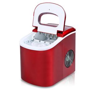 2020 Dernières Autoventilation Ice Cream machine entièrement automatique multifonction Fruit Ice Cream Maker pour le bricolage maison Dessert