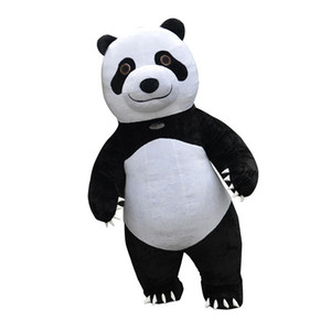 Polar Bear Panda Inflatable Mascot Costume Party Dress Outfits Advertising Promotion Carnival Halloween Xmas Easter Adults