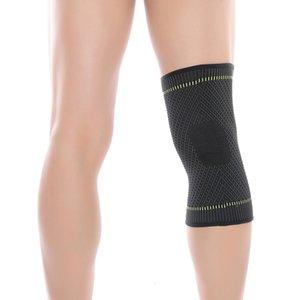 Genou compression manches Brace soutien Pad pour Sport Courir Haltérophilie WHShopping
