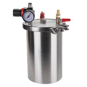 Réservoir de pression de trame de la carte, le réservoir sous pression en acier inoxydable distributeur, 1L-2L, la pression maximale 7-8bar