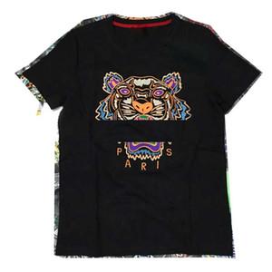 2020 الرجل مصمم القمصان الملابس الفاخرة إلكتروني طباعة التي شيرت الهيب هوب تي أزياء الصيف تي شيرت شارع عارضة النساء الرجال ق تي تي شيرت