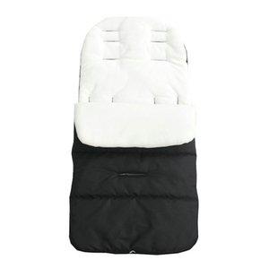 High Quality Baby Stroller Sleeping Bag Winter Warm Newborn Thick Foot Muff Cover for Pram Wheelchair Stroller