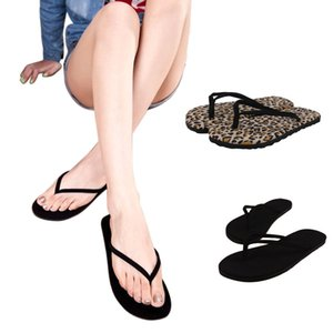 Slippers Women Summer Flip Flops Casual Solid Color Shoes Indoor & Outdoor Flip-flops Slip-On Flat Womens Shoes Chaussures Femme