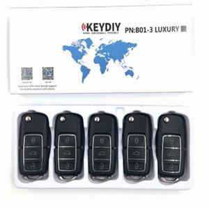5pcs originais KEYDIY B01 PRETO de luxo para controle remoto KD900 KD900 + URG200 programador chave B Series