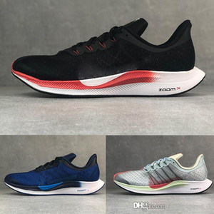 2018 New Zoom Pegasus Turbo Green Red Black White Sneakers Mesh Womens React ZoomX Vaporfly Pegasus 35 Mens Running Shoes Size 36-45