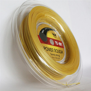 Золотая катушка Марка KELIST Big banger 125 мм теннисная ракетка строка 660ft алу мощность грубый теннис строка высокая прочность