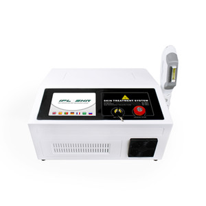 CE Medical portatile 2 in 1 SHR IPL opt poppa depilazione laser macchina ringiovanimento della pelle pigmentazione vascolare apparecchiature di rimozione