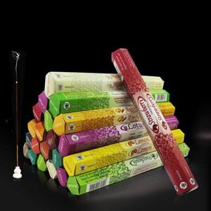 30 صندوق 600 العصي اليدوية دارشان هيم البخور عصا البخور / البخور العصي رائحة متعددة ديكور المنزل رائحة مصابيح