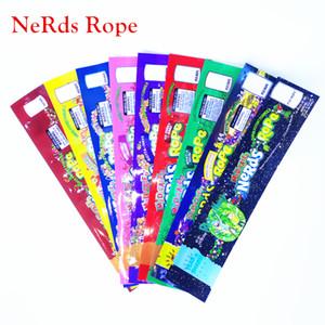 식품 패키지 Nerdsrope 거미 사탕 가방 냄새 방지 호일 MEDICATED 멍청이 들아 로프 포장 가방 (9 개) 스타일 옵션 폴리 에스테르 비우기