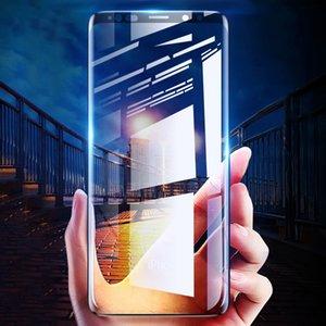 Screen Protector vetro temperato per la copertura completa di Samsung Galaxy Note9 S9 Inoltre 3D di protezione di vetro Film