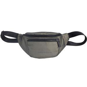 Women Chest bag banquet Shoulder Waist Pack Casual Sports Purse Canvas Breast Package Messenger Bag For Girls