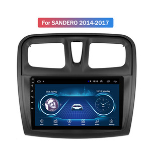 Android 10 Car Stereo GPS Multimedia Player For Renault SANDERO 2014-2017 support SWC Steering Wheel Control