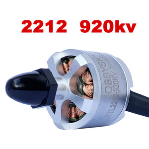 1pc 2212 Swiss Quality Brushless Motor Starke Stromversorgung KV920 Für F330 F450 F550 X525 RC Flugzeuge Quadcopter Multicopter