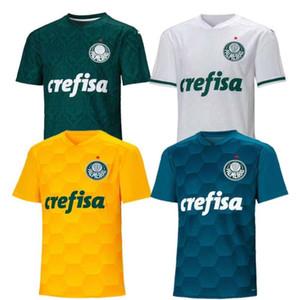 2020 Palmeiras Soccer Jersey 20 21 #10 L.ADRIANO #29 WILLIAN Uniform Mens #30 FELIPE MELO DUDU RAFAEL Goalkeeper Football Shirt