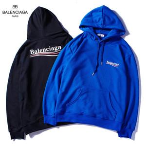 2019 Бесплатная доставка новое прибытие высокое качество случайные Мужские свитера модный бренд хип-хоп с длинным рукавом Зима Осень случайные свитера B103924Y