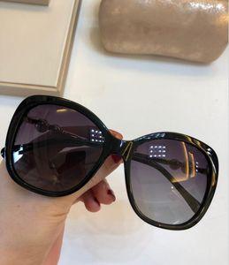 Neue Art und Weise Frauen-Sonnenbrille 5339 Männer Sonnenbrille einfach und großzügig Herren-Sonnenbrillen im Freien uv400 Schutzbrille mit Etui