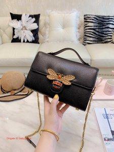 Designer Crossbody Bag Fashion Designer France Style Luxury Women Lady Brand Handbag Shopping Bag Tote With Leather Trim And Handle 08176