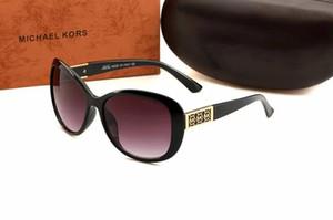 2019 Klassische Pilot Sonnenbrillen Designer Herren Damen Sonnenbrillen Brillen Gold Metall Grün 52mm 60mm Glaslinsen 8891