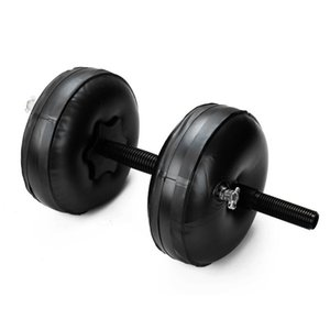 Lixada Water-filled Dumbbell Heavey Weights Adjustable Dumbbell Set Workout Exercise Fitness Equipment for Gym Home Bodybuilding