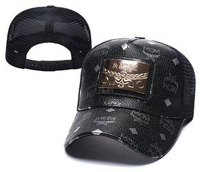 Tactic Kappe hohe QualitätMCMGezeitenmarke beiläufigen Sport Kappe einstellbar männliche und weibliche outdoor paar Modelle Sonnenhut 202256