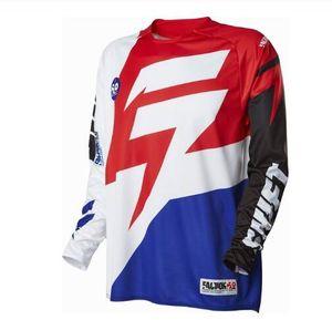 2020 course moto gros vitesse chute costume de course moto hors route Mx chemise VTT Bmx jersey Mtb Dh