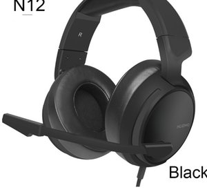Headset NUBWO N12 PS4 Gaming Headset Best PC Gamer casque Stereo Gaming Headphones with Mic for New Xbox One Laptop Nintendo