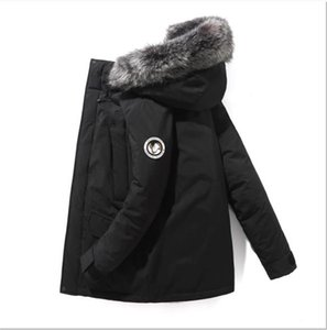 vente chaude 2019 de haute qualité New La marque d'hiver NORD hommes hoodies de veste Designer VISAGE luxe mince et veste légère manteau de duvet M-XXXL