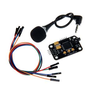 Módulo de reconocimiento de voz con cable para la grabación del sensor