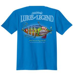 La pêche Gill McFinn's Humour Imprimé T-shirts de bande dessinée t-shirt hommes Unisexe New Fashion t-shirt livraison gratuite tops drôles