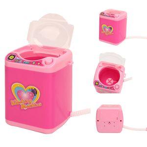 New Hot Vender Mini escova da composição Máquina de Lavar Roupa, Máquina de Limpeza Cílios para compo