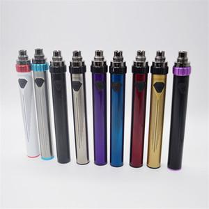 Spinner III S 510 Vape batería vaporizador de Vape Pluma pluma de la batería 1600mAh USB de tensión ajustable puerto E Cig cartucho cigarrillos Baterías E