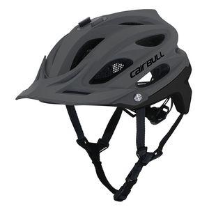 2020 Новый стиль велосипедный шлем All-Терраи MTB Горный велосипед Каски BMX езда Спорт Безопасный шлем Велоспорт касок