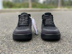 С Box Stock Один MOMA MCA Синий Красный Metallic Silver Мужчины кроссовки Volt Зеленый Low Черный и белый Дизайнерская обувь US5.5-11