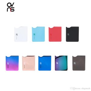 OVNS JC01 400mAh Mod with Colorful Appearance Compatible with JC01 Ceramic Tank JC01 E-juice Pods 9 Colors Battery