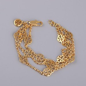 Top quality love punk opened hollow round shape for women bracelet in 18.5cm Cufflink wedding jewelry gift PS6241